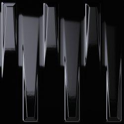 DUTTON-BLACK-GLOSS-25x25